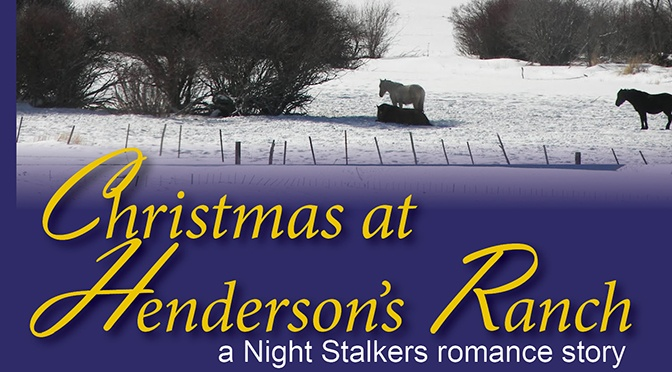 Free Fiction on the 14th: Christmas at Henderson's Ranch