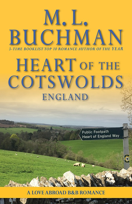 Heart of the Cotswolds: England