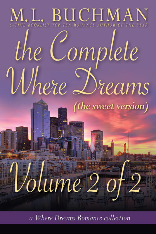 The Complete Where Dreams -Vol 2 (sweet) (print)