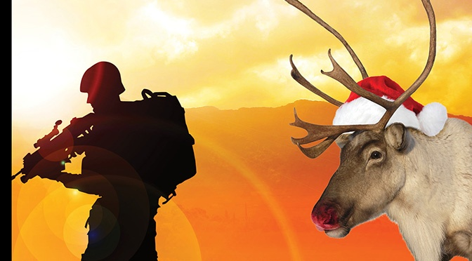Free Fiction on the 14th: Operation Rudolph