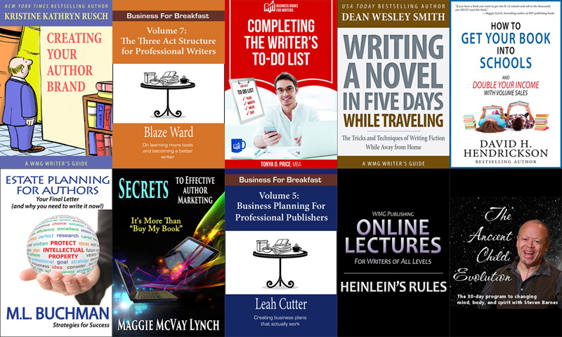 Special for Writers: Do you have the Write Stuff?