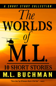 Worlds of M.L. Buchman short story collection