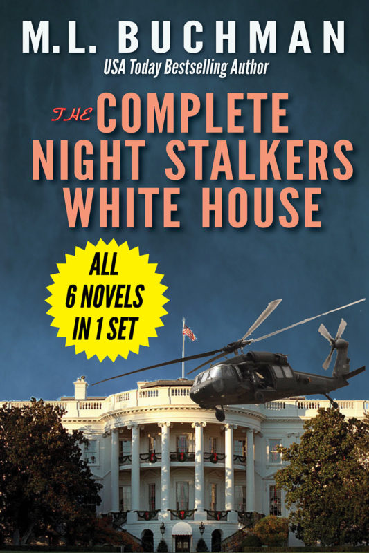 The Complete Night Stalkers White House: Books 1-6