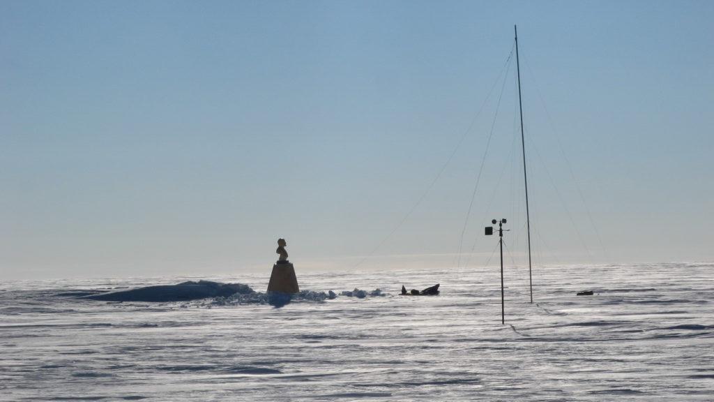 antarctica pole of inaccessibility