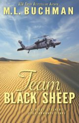 Team Black Sheep military romantic suspense