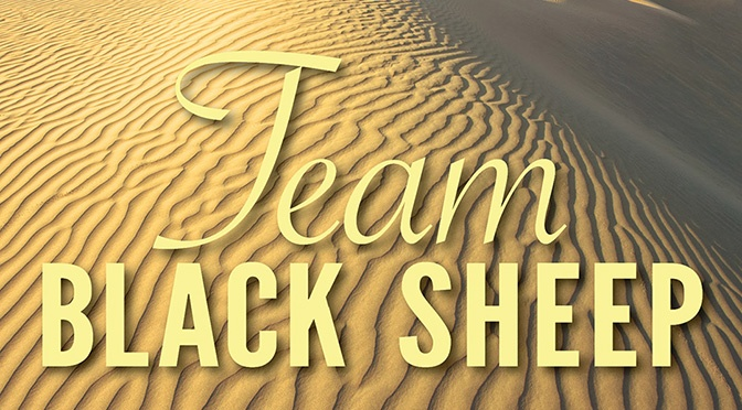 Free Fiction on the 14th: Team Black Sheep