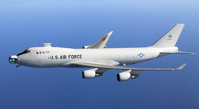 747 Airborne Laser YAL-1 ATL