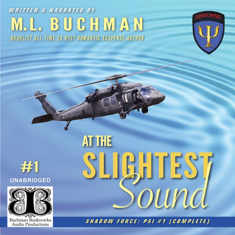 At the Slightest Sound (audio)