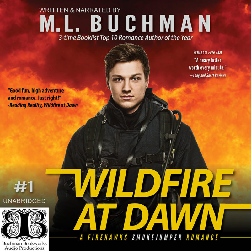 Wildfire at Dawn (audio)