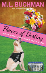Flower of Destiny: Secret Service dog handler romance
