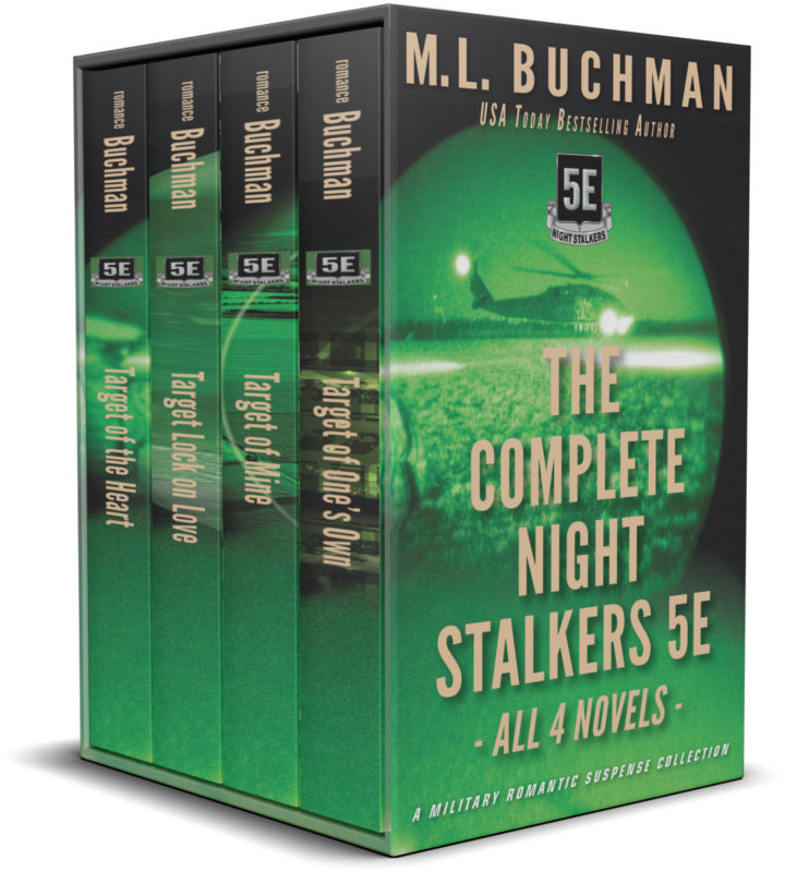 The Complete Night Stalkers 5E Novels