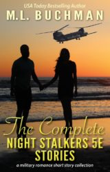 The Complete Night Stalkers 5E short stories military romantic suspense