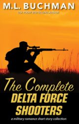Delta Force Shooters Military romantic suspense buchman