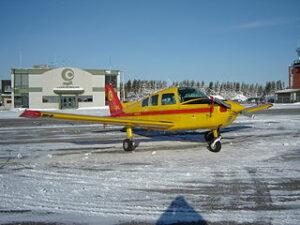 Beechcraft C-23 Sundowner