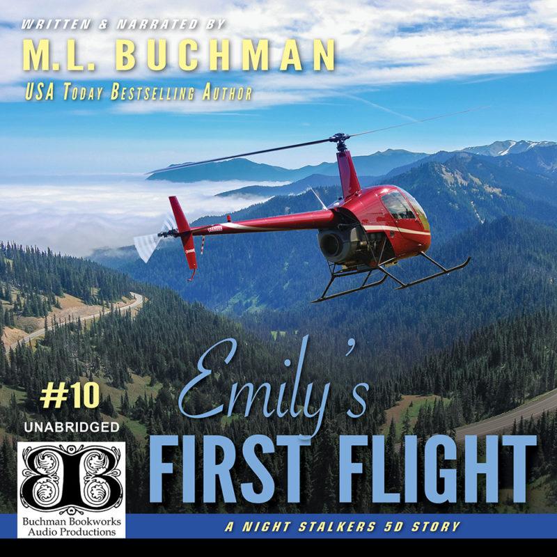 Emily's First Flight (audio)