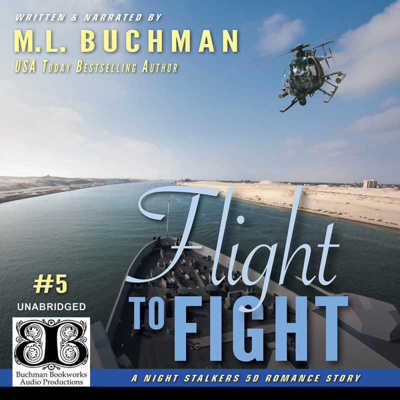 Flight to Fight (audio)