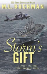 M L Buchman military romantic suspense story