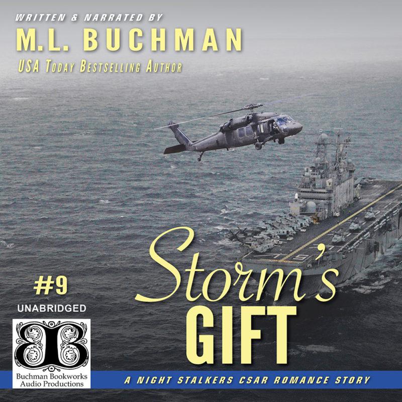 Storm's Gift (audio)