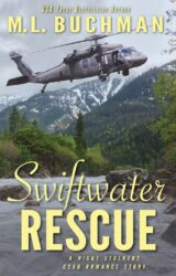 a military CSAR romantic suspense novella