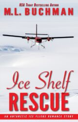 Antarctic Ice Fliers romantic suspense