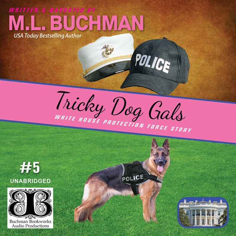 Tricky Dog Gals (audio)
