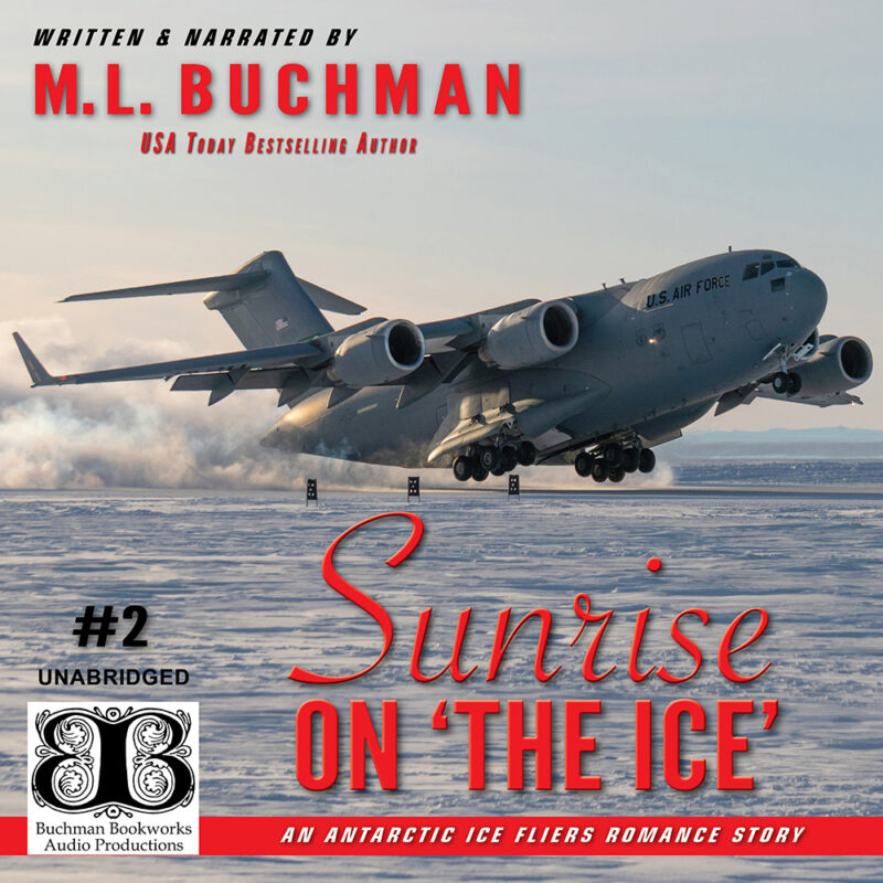Sunrise on 'The Ice' (audio)