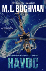a political action-adventure technothriller