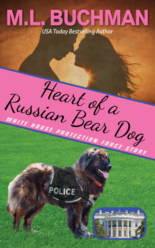 Heart of a Russian Bear Dog