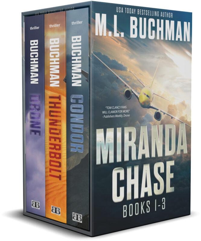 Miranda Chase Books 1-3