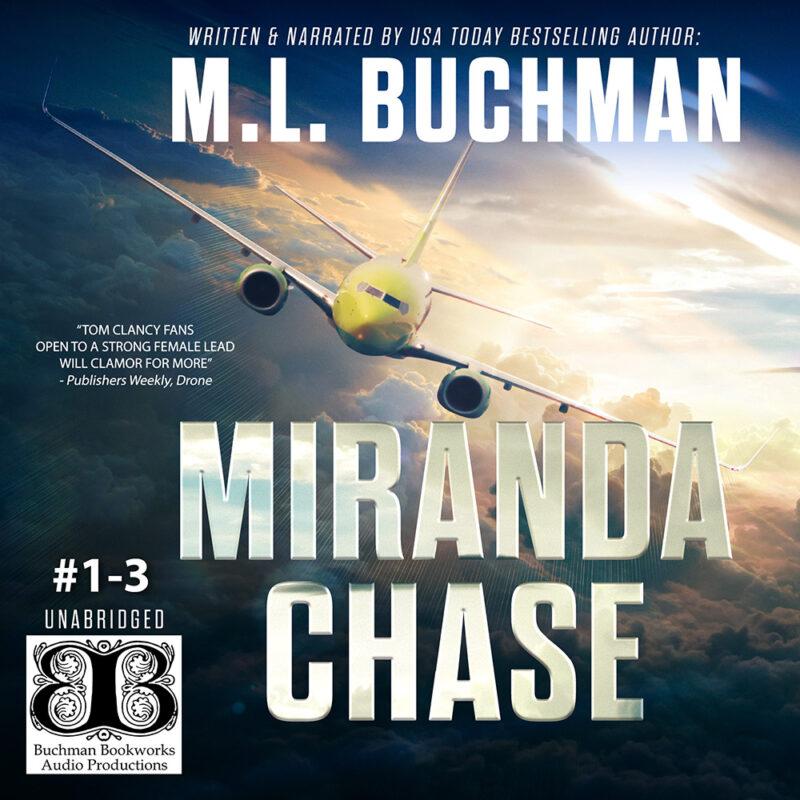 Miranda Chase Books 1-3 – Audio