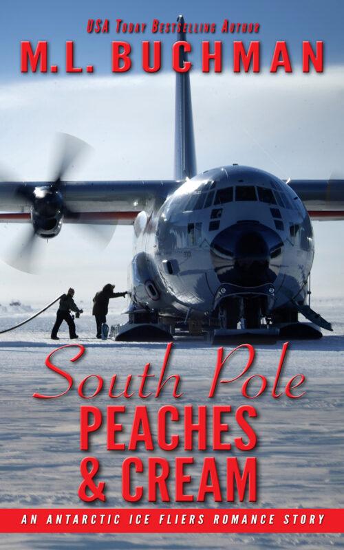 South Pole Peaches & Cream