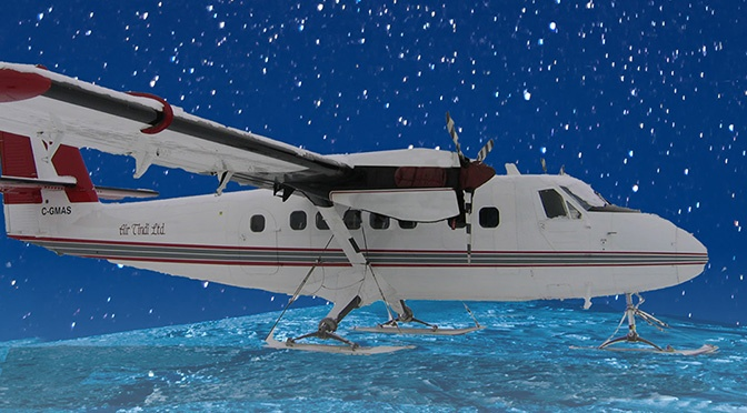 Free Fiction on the 14th: South Pole Rescue