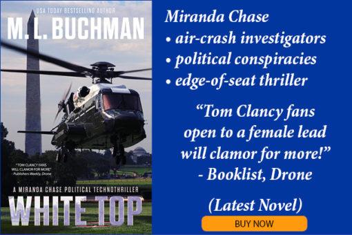 buchman action-adventure thriller